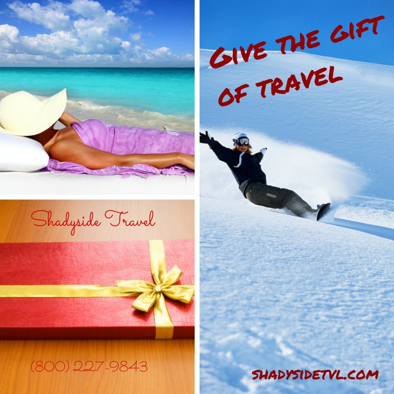 Shadyside Travel Gift Certificates Are Available Yelp