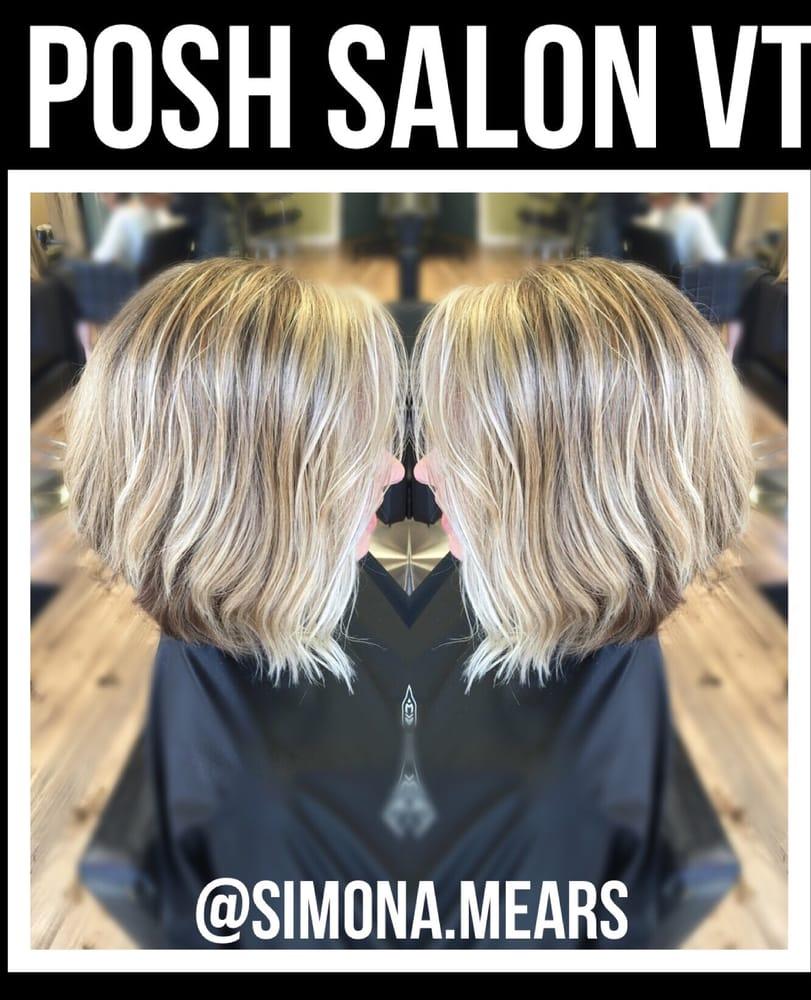 Posh Salon & Spa: 14 N Main St, Barre, VT