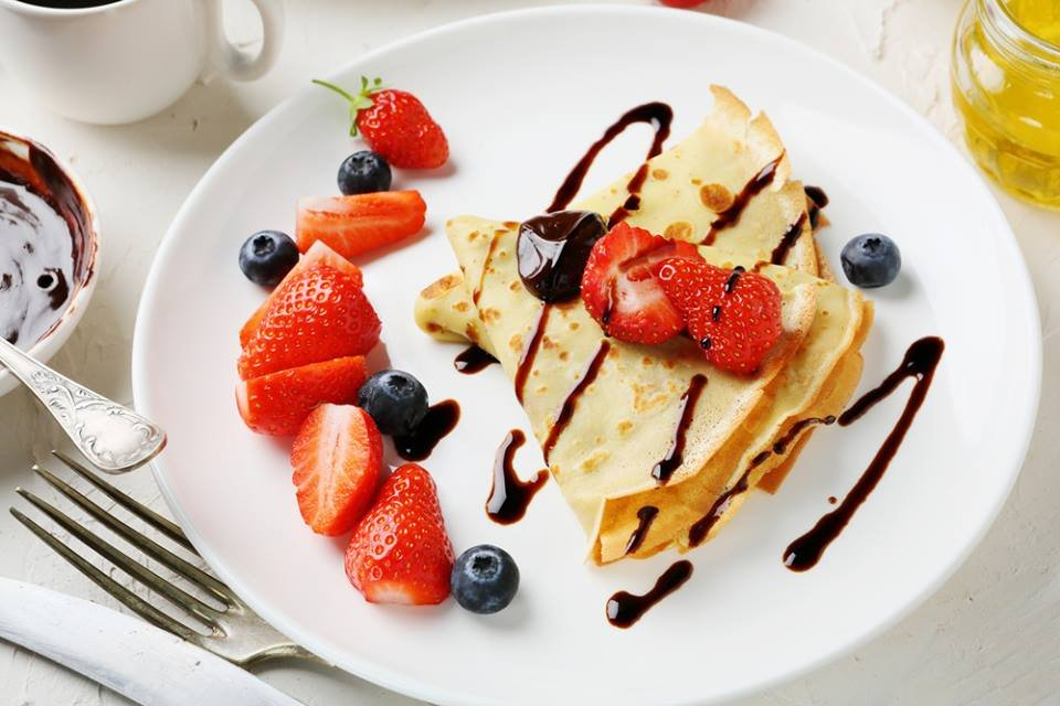 Breakfast & Crepes of Paris Catering