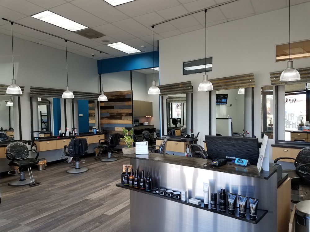 Hair Nation: 1184 S Sage, Cedar City, UT