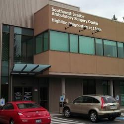 Highline Medical Center - CHI Franciscan