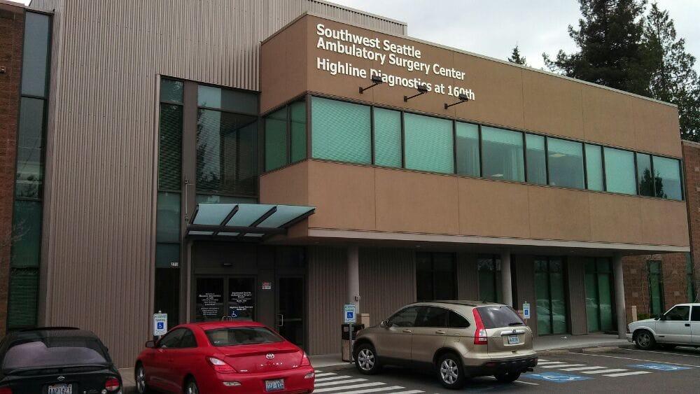 Highline Medical Center - Burien, WA - Yelp