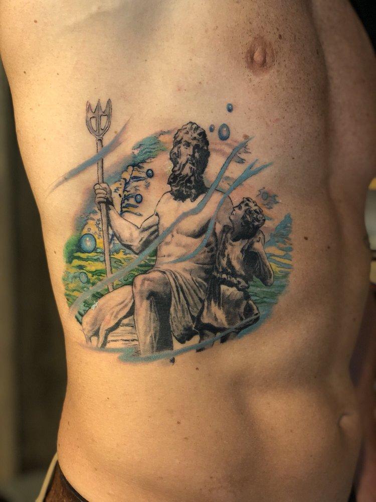 Inkwell Tattoo: 108 E Main St, La Grange, KY