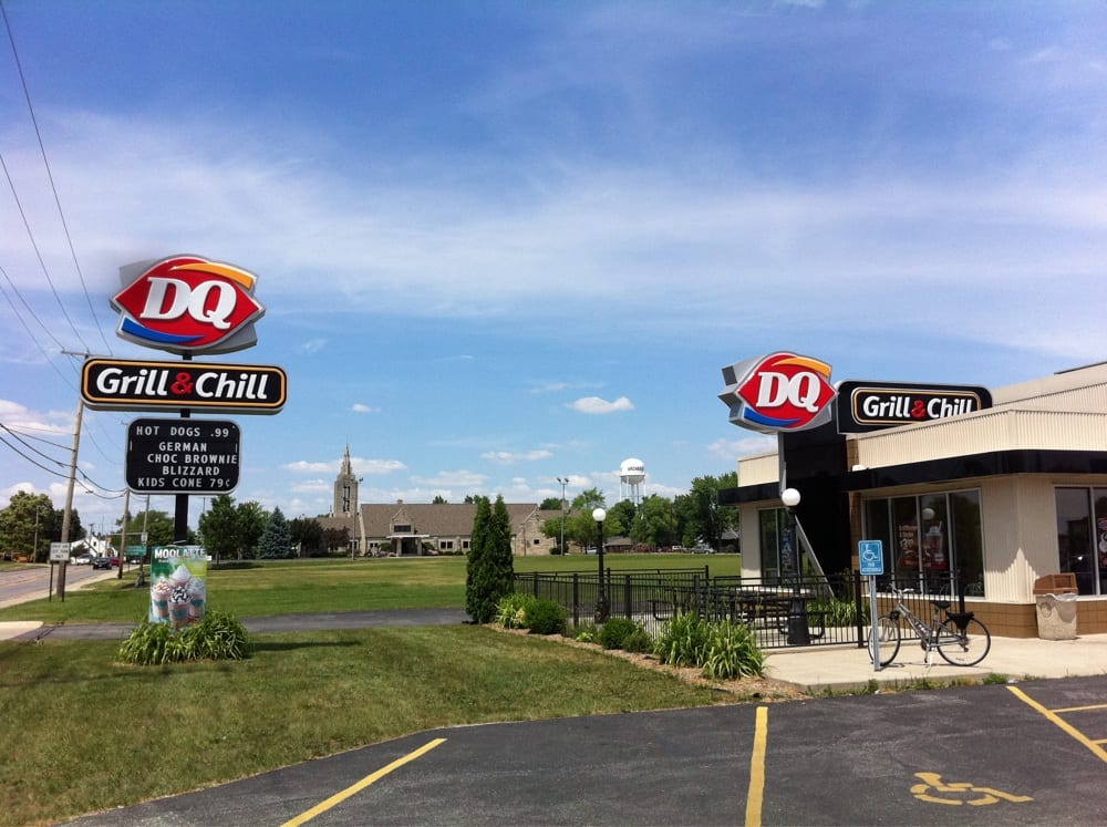 Dairy Queen: 900 S Defiance St, Archbold, OH