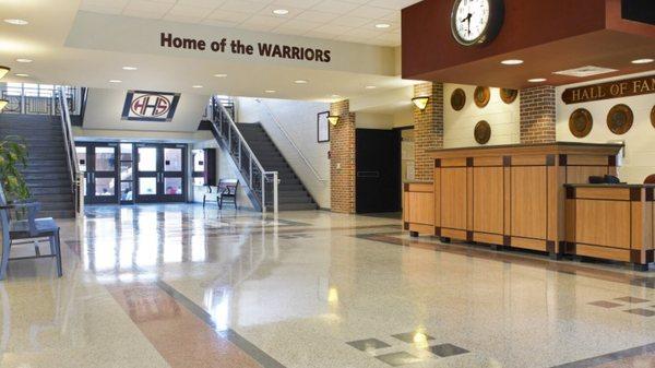 Rustin High School Men's Basketball | West Chester, PA
