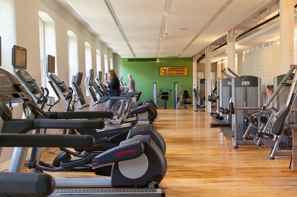 Lake Region Fitness: 8 Silk Mill Dr, Hawley, PA