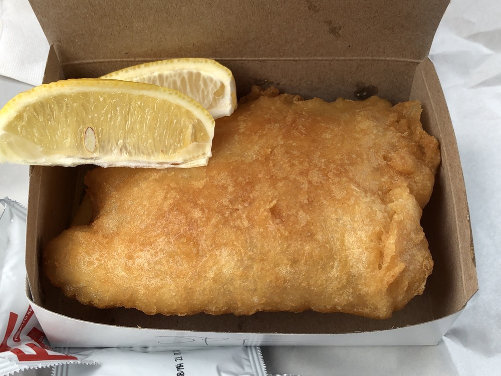 Homestyle Fish & Chips
