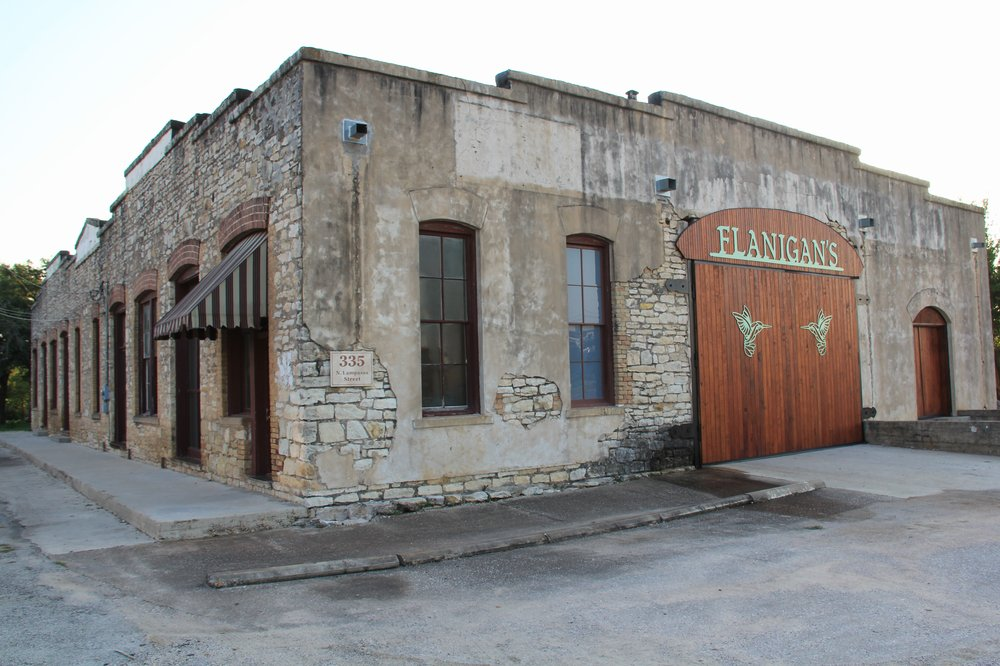 Flanigan's: Texas Distillery & Winery: 330 N Lampasas St, Bertram, TX