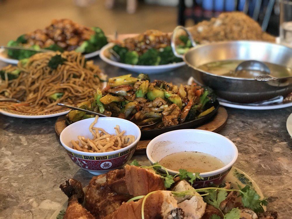 Ying Li Restaurant: 342 W San Ysidro Blvd, San Ysidro, CA