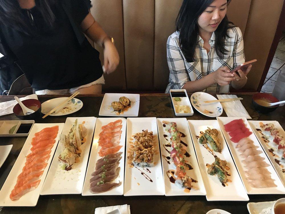 Meiga Sushi: 141 S Beach Blvd, La Habra, CA