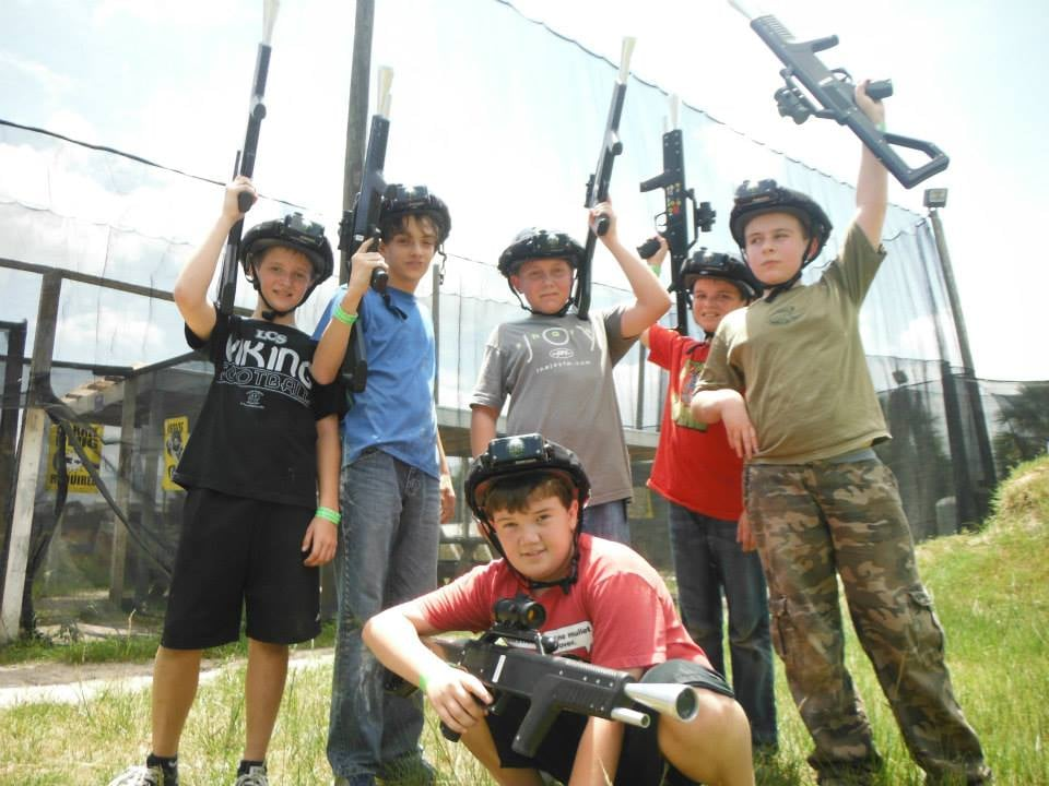 Mark'em All Paintball: 1715 7th St Sw, Winter Haven, FL