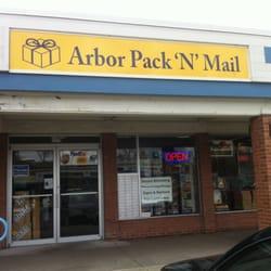 Arbor Pack N Mail - 28 Reviews - Notaries - 2370 E Stadium Blvd, Ann