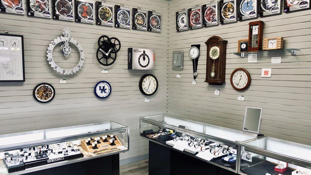 Exactime Watch & Clock: 4225 S State Rte 159, Glen Carbon, IL