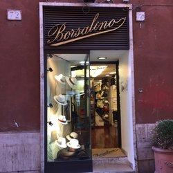 84cf8fa6e2990 Borsalino - Fashion - Piazza del Popolo
