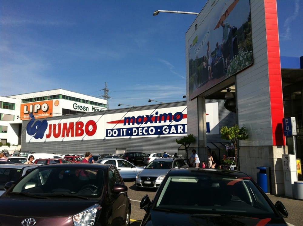 Jumbo Markt Baumarkt Baustoffe Industriestrasse 33 Dietlikon