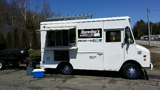 Snowden's Barbecue: 621 Winsted Rd, Torrington, CT