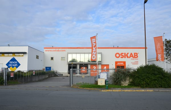 Photo of oskab wasquehal nord france magasin oskab wasquehal nord
