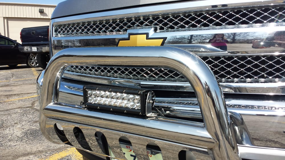 Photo Of Tip Top Customs   Morris, IL, United States. Rigid Light Bar