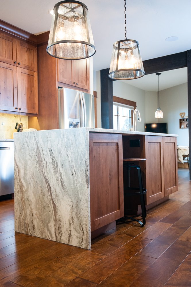 Silver City Stone Cabinetry Tile: 1320 Marshall Ln, Helena, MT