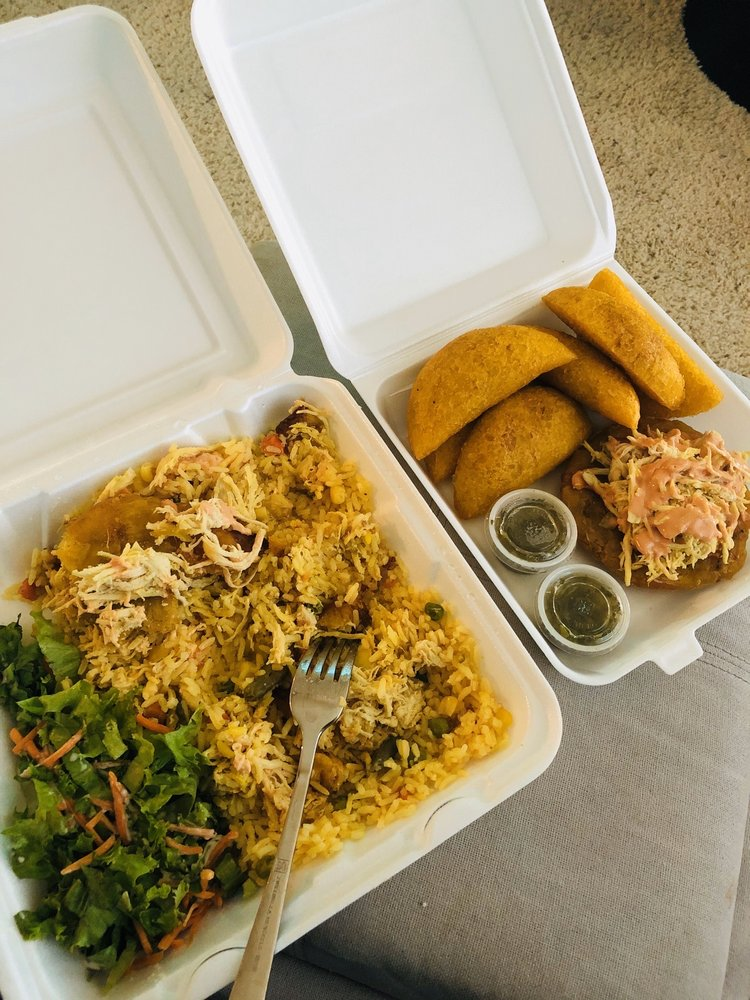 Sabor Colombia: 1318 Round Rock Ave, Round Rock, TX