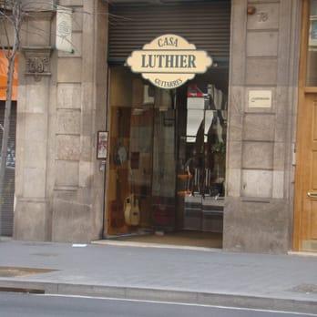 casa luthier artesan a y manualidades carrer de balmes