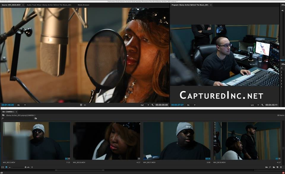 Music Video Editing Services, Music Video Producer, Studio Videos