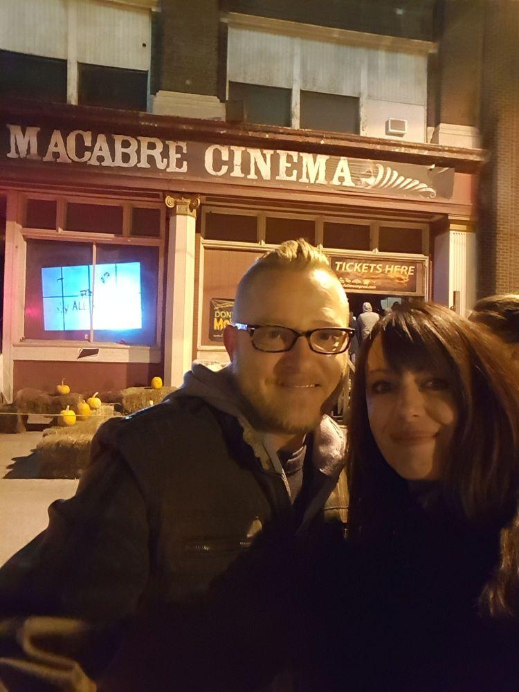 MacAbre Cinema Haunted House