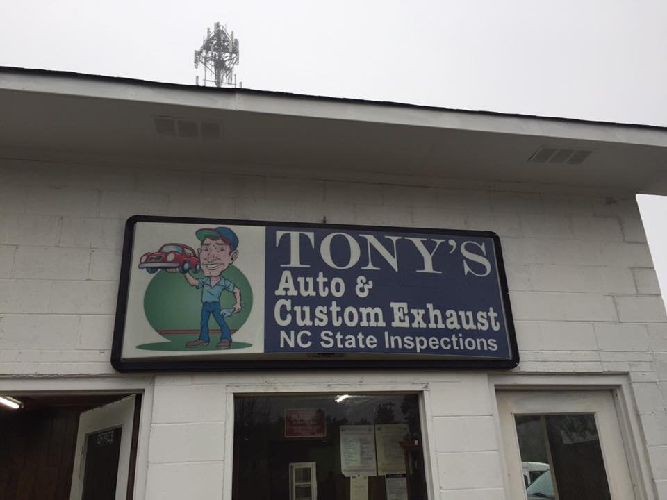 Tonys Auto and Custom Exhaust: 112 Old Hwy 74, Wingate, NC