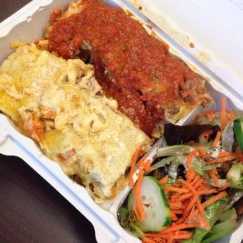 Lasagna Food Truck Dc