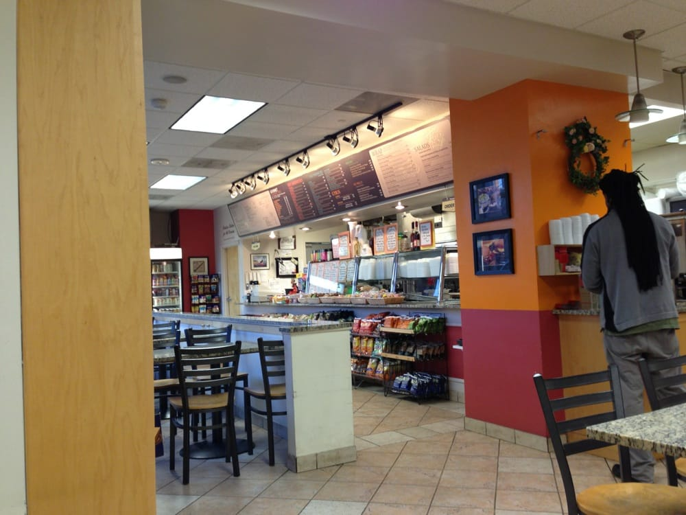 Sunspot cafe of fairfax 10 photos 20 reviews salad for How much to build a house in northern virginia