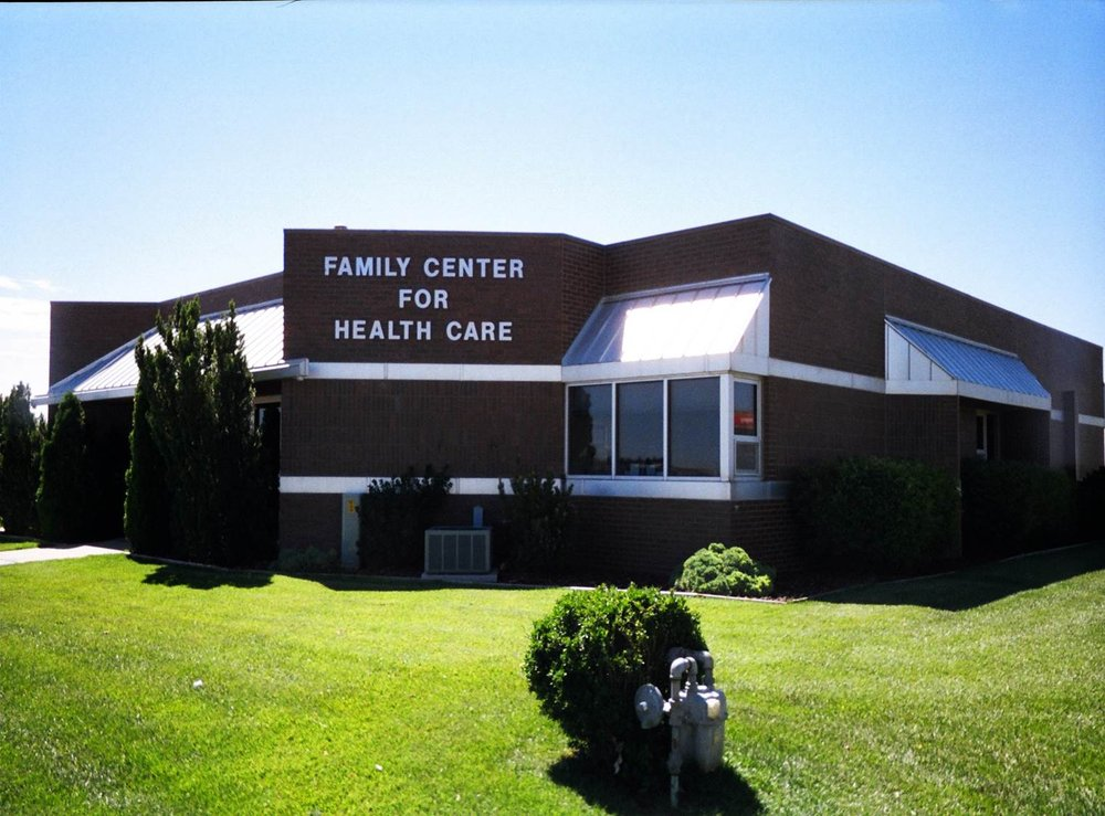 Family Center for Health Care: 310 E College Dr, Colby, KS