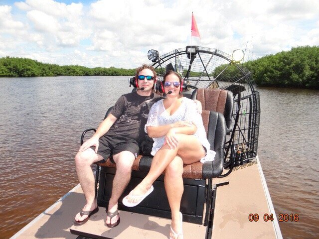 Gulf Coast AirBoat Charters: 12199 Indian Rocks Rd, Largo, FL