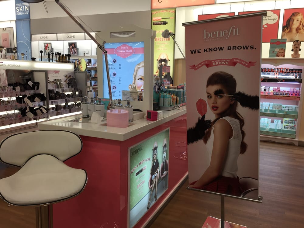 Benefit Brow Bar at Ulta: 2683 Gulf To Bay Blvd, Clearwater, FL