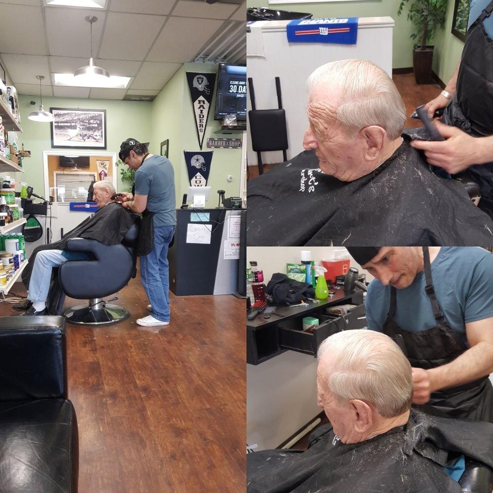 Stewart's Barbershop: 46 Grassy Plain St, Bethel, CT