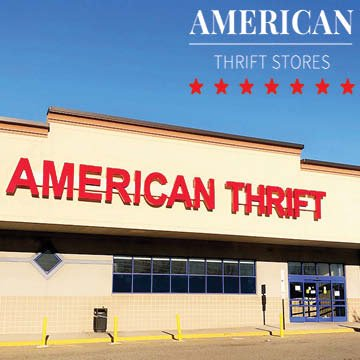 American Thrift Stores: 668 Sunrise Hwy, Baldwin, NY