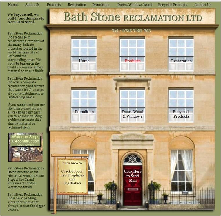 Bath Stone Reclamation - 19 Photos - Building Supplies - Bath ...