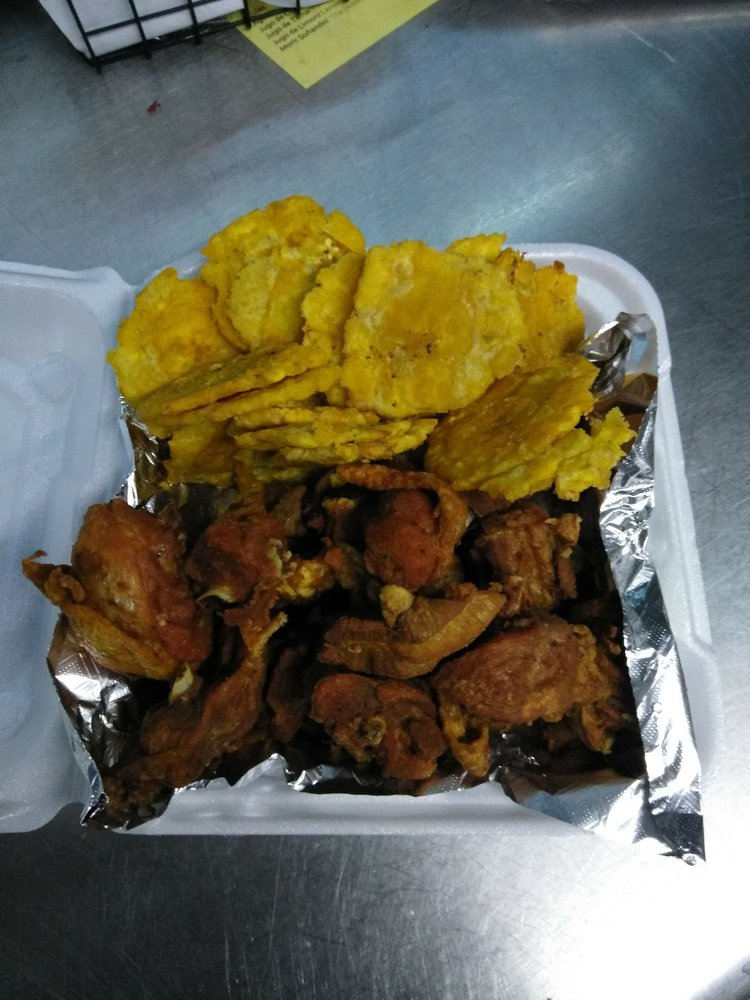 Food from Chimi Tropical