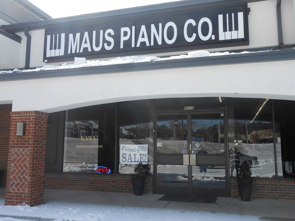 pianist and maus Maus piano & organ company, raleigh, nc 318 likes 3 talking about this 160 were here raleigh's oldest piano and organ dealer since 1934, serving.