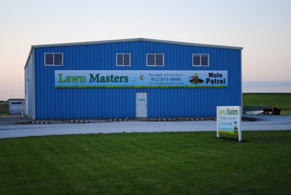 Lawn Masters: 5388 S Vann Rd, Newburgh, IN