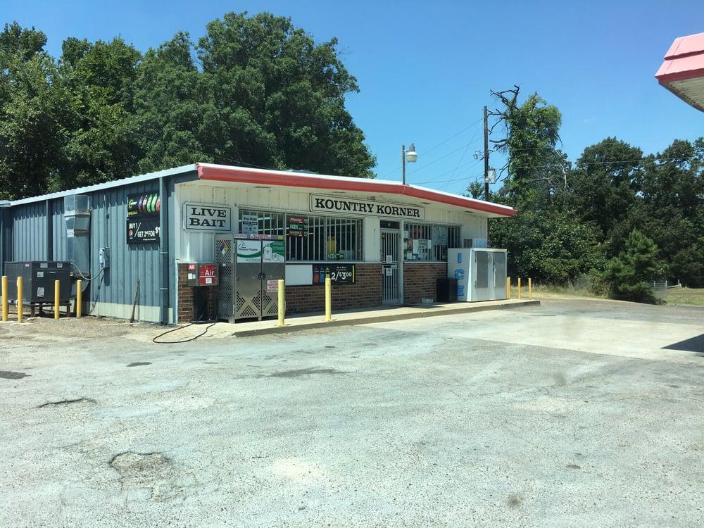 Kountry Korner: 7886 Farm Rd 127, Mount Pleasant, TX