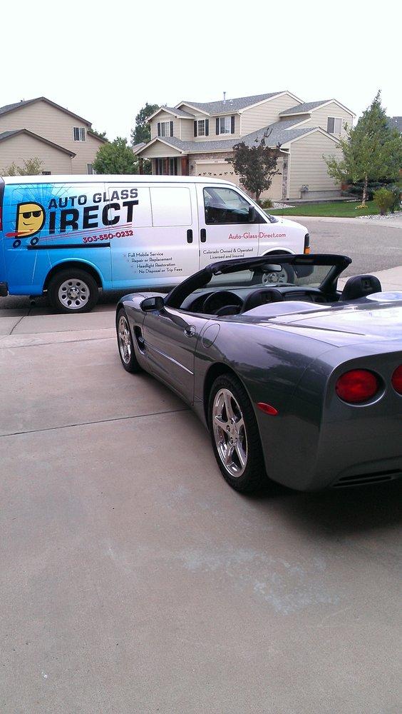 Auto Glass Direct: 8689 Rosebud Pl, Parker, CO
