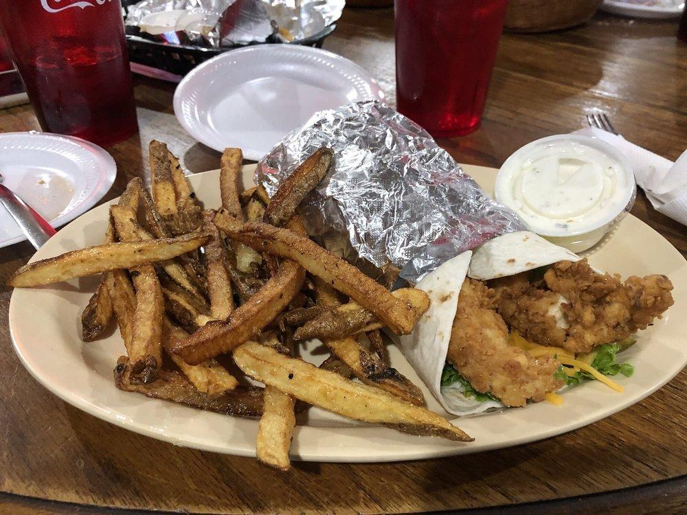 Marsha's Backstreet Cafe: 5032 1/2 Brainerd Rd, Chattanooga, TN