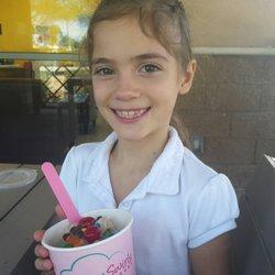 frozen yogurt van buren