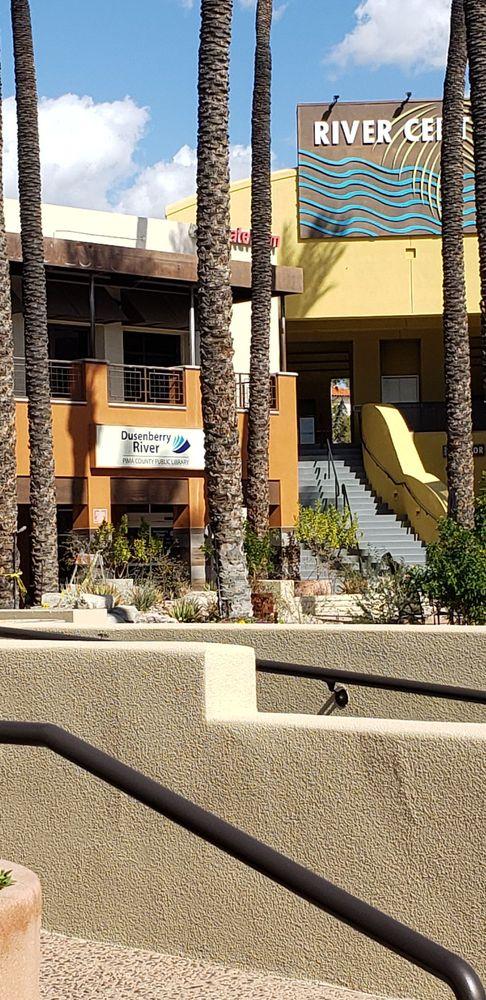 Dusenberry-River Branch Library: 5605 East River Rd No105, Tucson, AZ