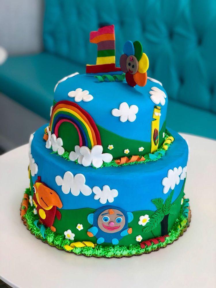Ana Delicias Bakery: 5537 Sheldon Rd, Tampa, FL