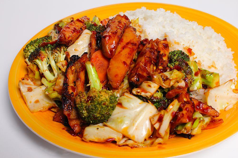 Teriyaki Spice : 1140 15th Ave, Longview, WA