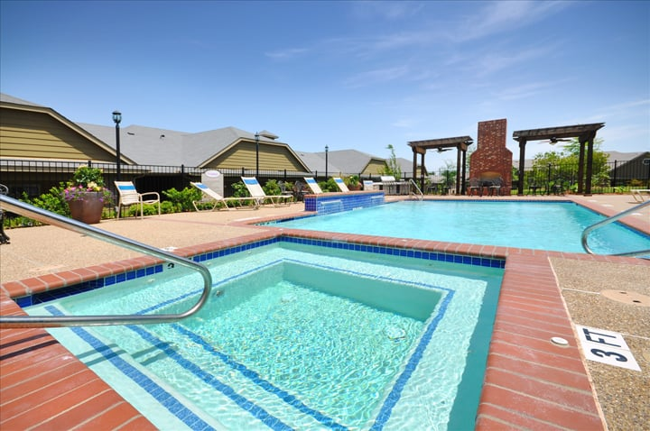 Swimming pool bridgemoor at denton apartments yelp - Denton swimming pool denton manchester ...