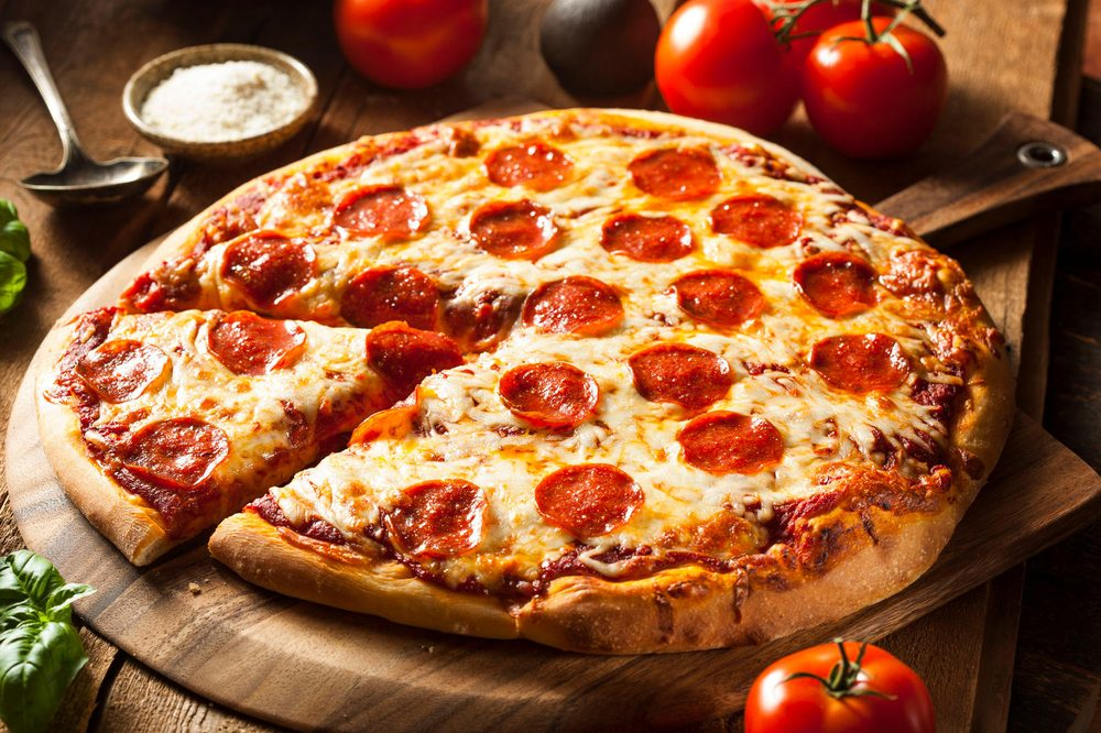 Brothers Pizza City Park: 736 Virginia Ave, Hagerstown, MD