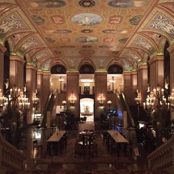 Photo Of Lobby Bar At Palmer House   Chicago, IL, United States
