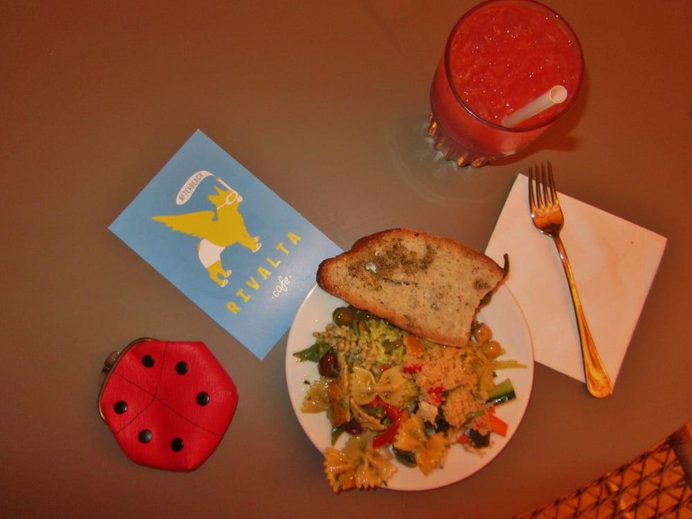 Rivalta Cafe: Lungarno Corsini 21, Florence, FI
